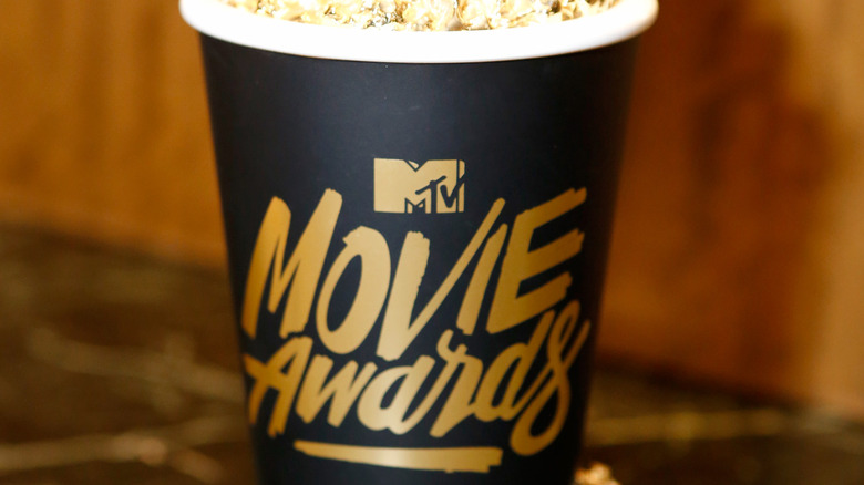 MTV Movie & TV Awards statue
