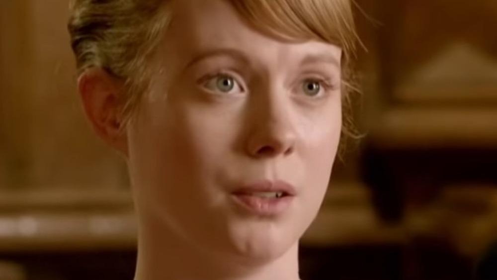 Lavinia in Downton Abbey