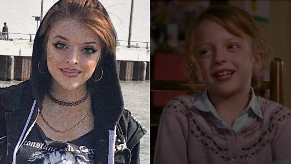 Miffy Englefield child adult comparison