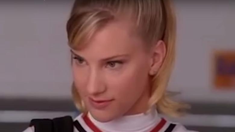 Heather Morris as Brittany Pierce on Glee