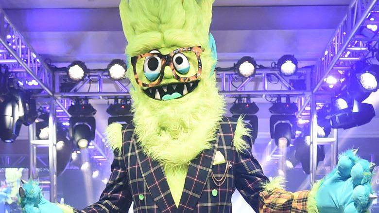 The Masked Singer thingamajig