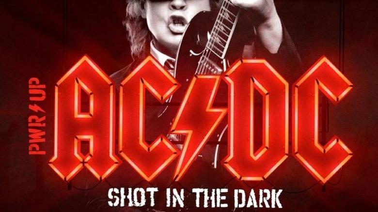 AC/DC peforming