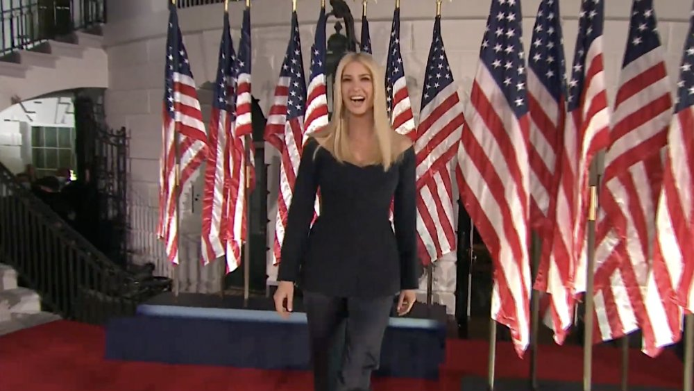 Ivana Trump at the RNC