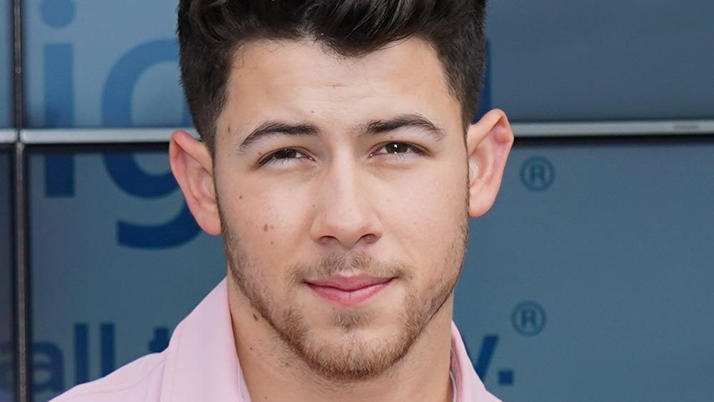 Nick Jonas at an event