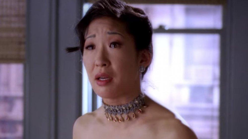 a devastating Grey's Anatomy breakup