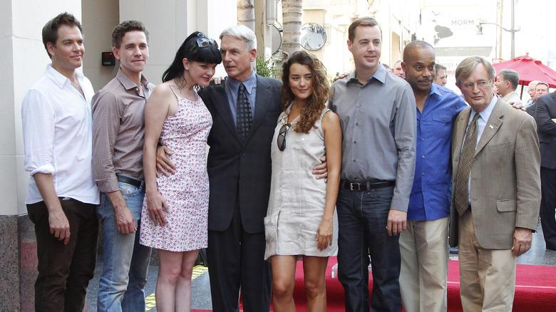 """""""NCIS"""" cast"""