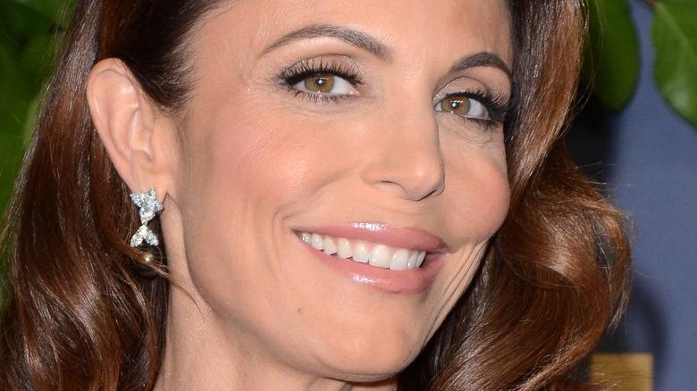 Bethenny Frankel close-up