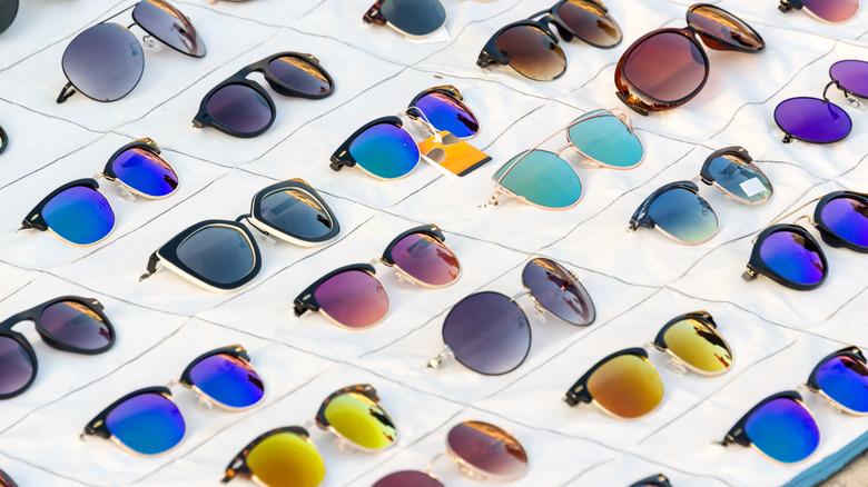shades and more shades