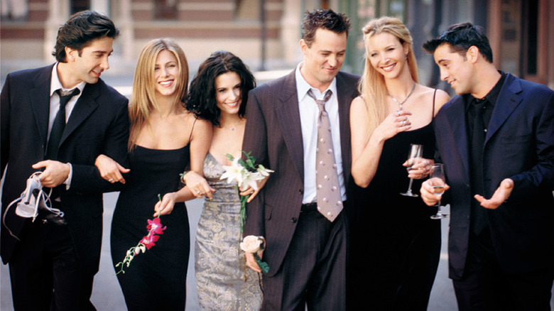 Friends promotional poster