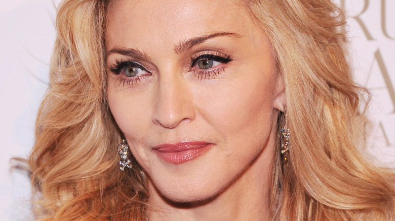 Madonna at event