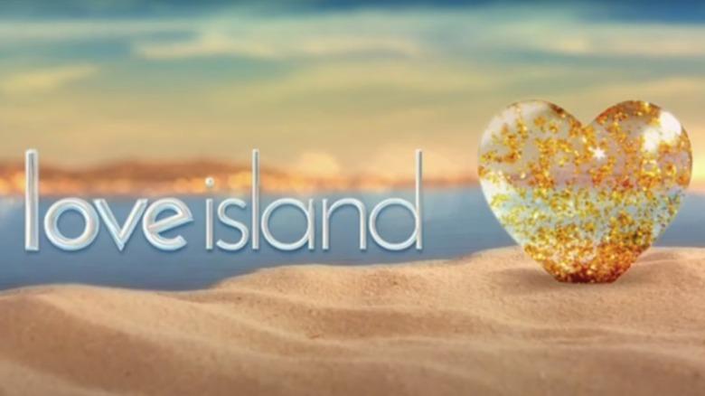 Love island title card