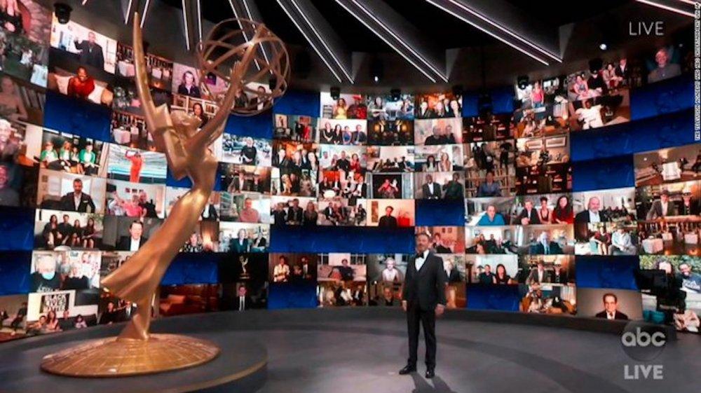 Jimmy Kimmel Emmys 2020