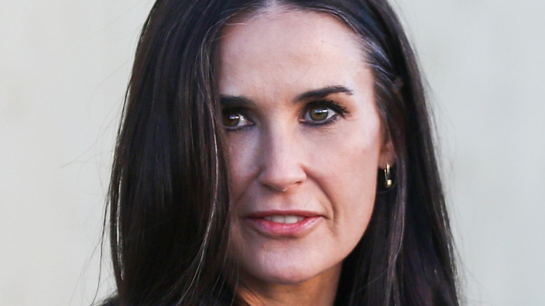 Demi Moore at event