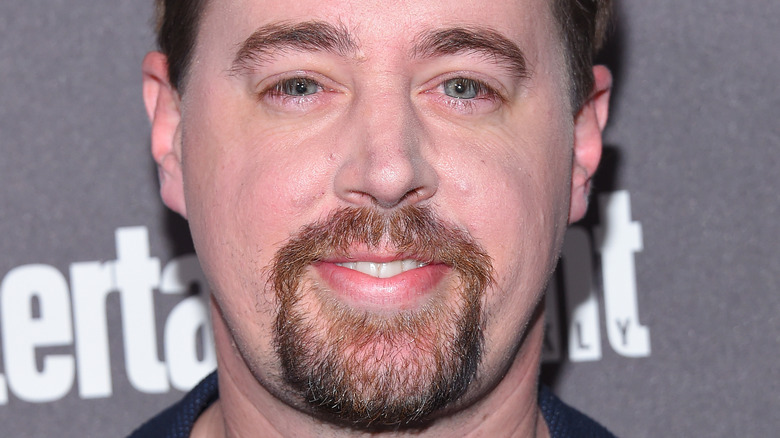 Sean Murray on the red carpet