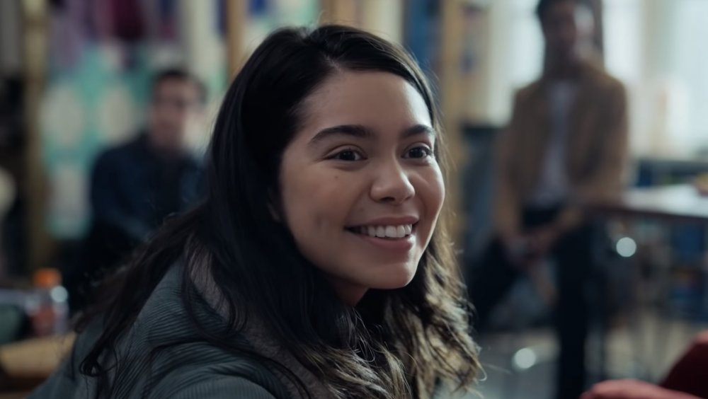 Auli'i Cravalho in Netflix's All Together Now