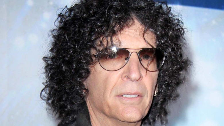 Howard Stern in sunglasses