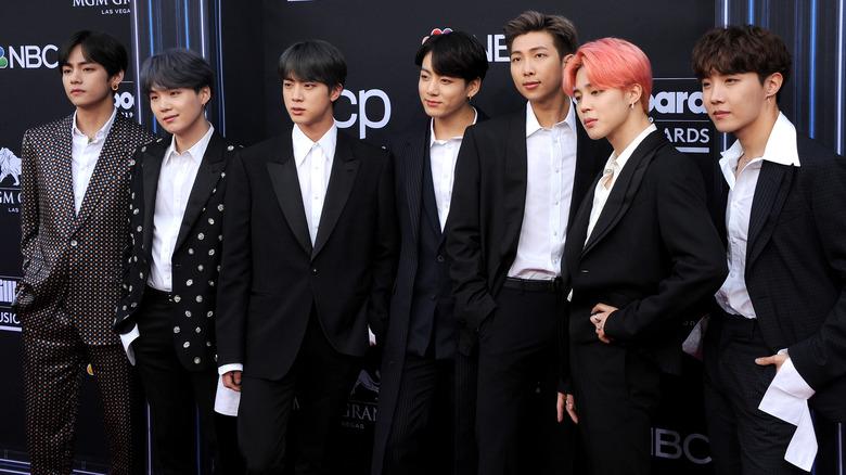 BTS at Billboard Music Awards