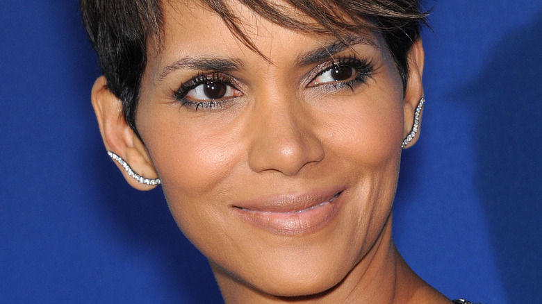 Halle Berry at event