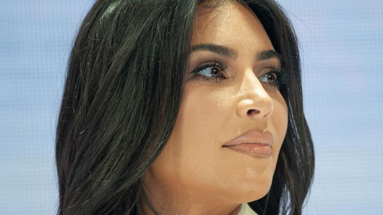 profile of Kim Kardashian