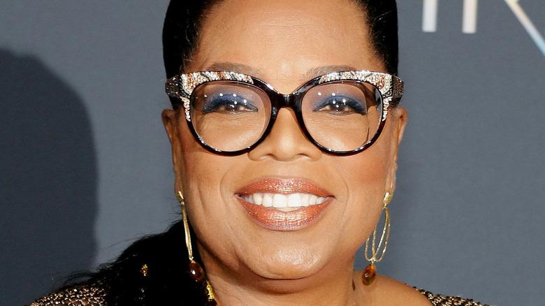 Oprah Winfrey at event