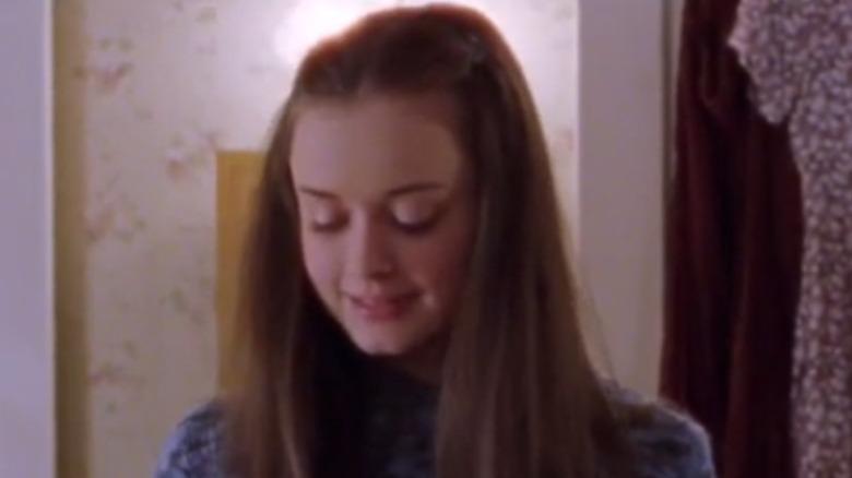 Gilmore Girls star Alexis Bledel.