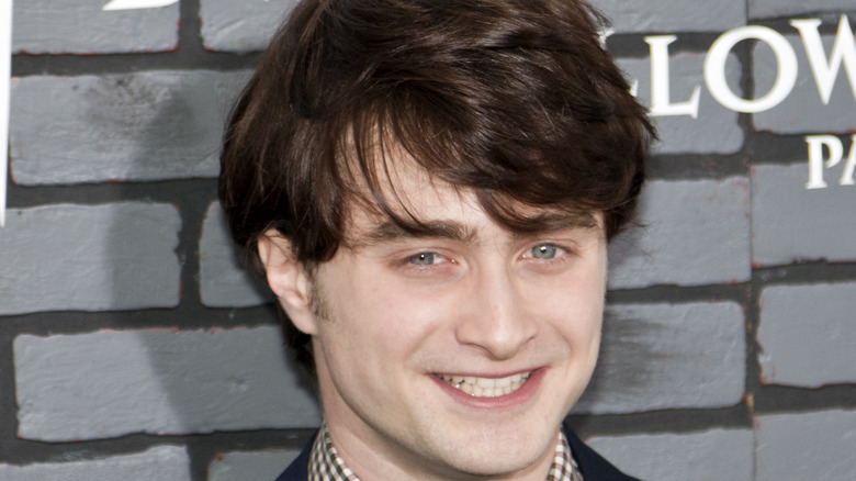 Daniel Radcliffe at Harry Potter event
