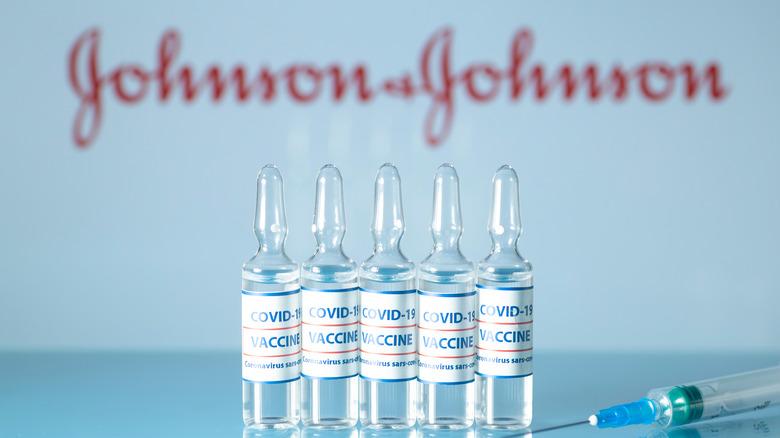 Johnson & Johnson COVID-19 shots