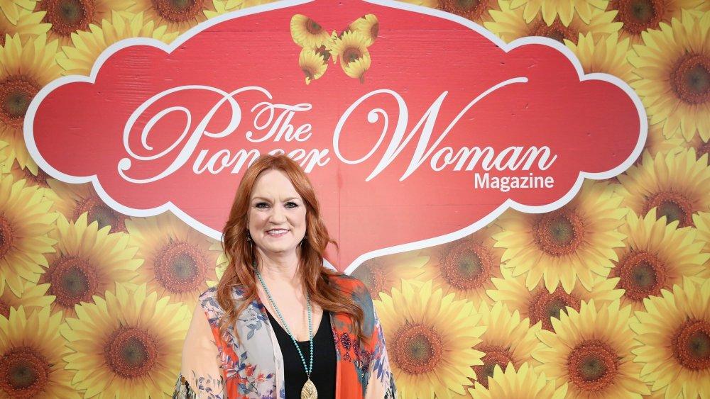 """Ree Drummond, the """"Pioneer Woman"""""""