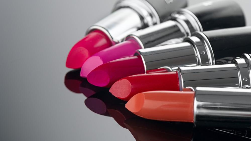Lipsticks together