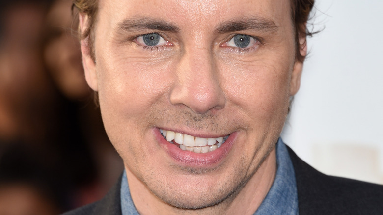 Dax Shepard at event
