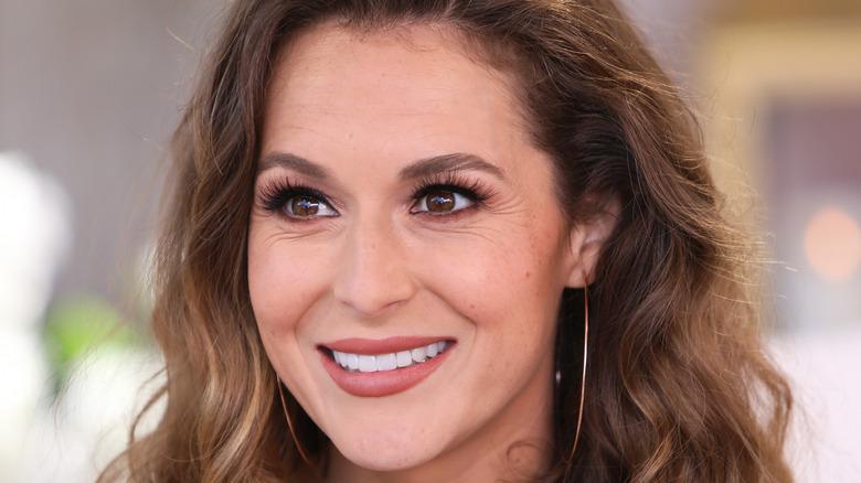 Alexa PenaVega smiling