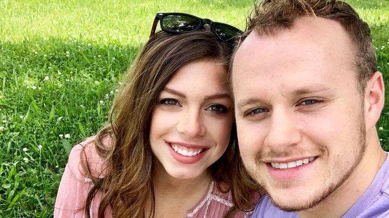 Josiah and Lauren Duggar
