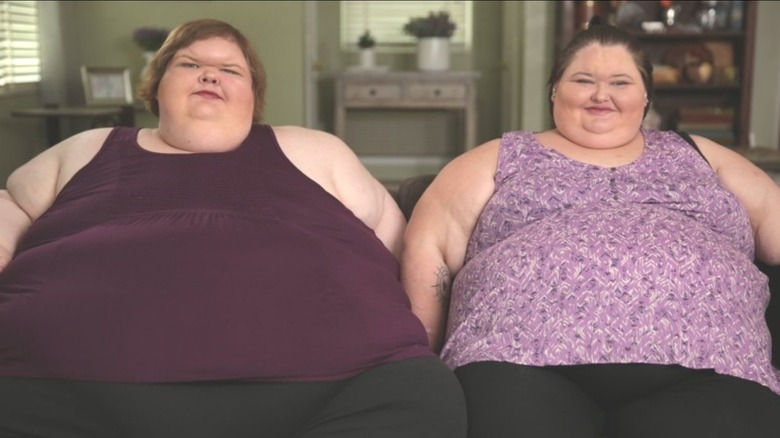 Tammy and Amy Slaton appear on 1000-lb Sisters