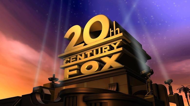 Old 20th Century Fox logo