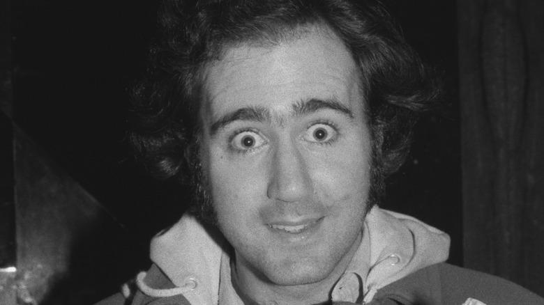 Andy Kaufman looking surprised