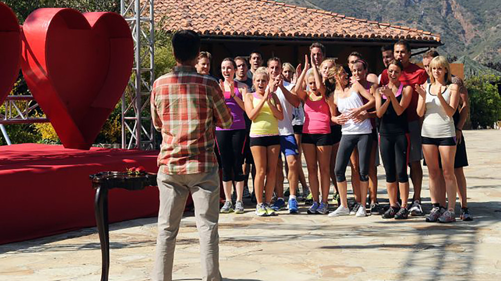 Bachelor Pad season 3 competition