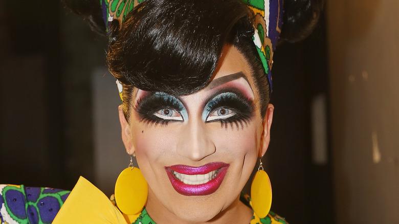 Bianca Del Rio smiling