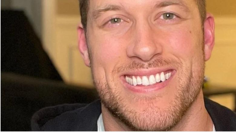Clayton Echard of The Bachelor