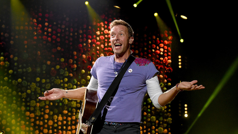 coldplay in new york