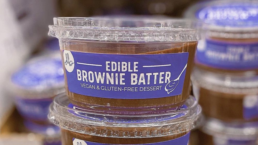 Delighted By Edible Brownie Batter