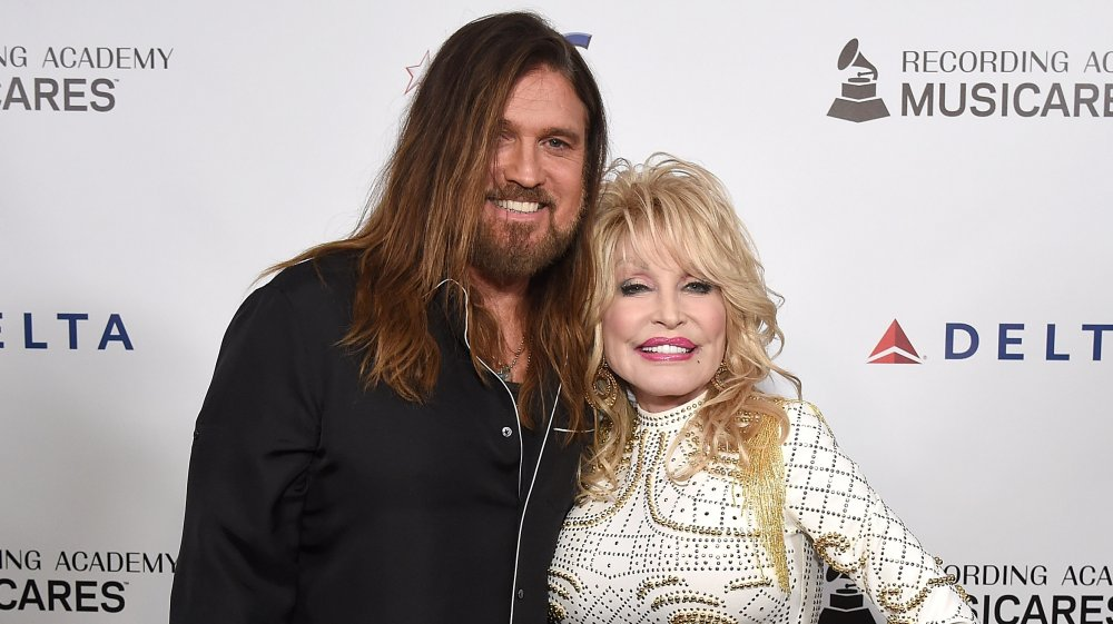 Dolly Parton and Billy Ray Cyrus