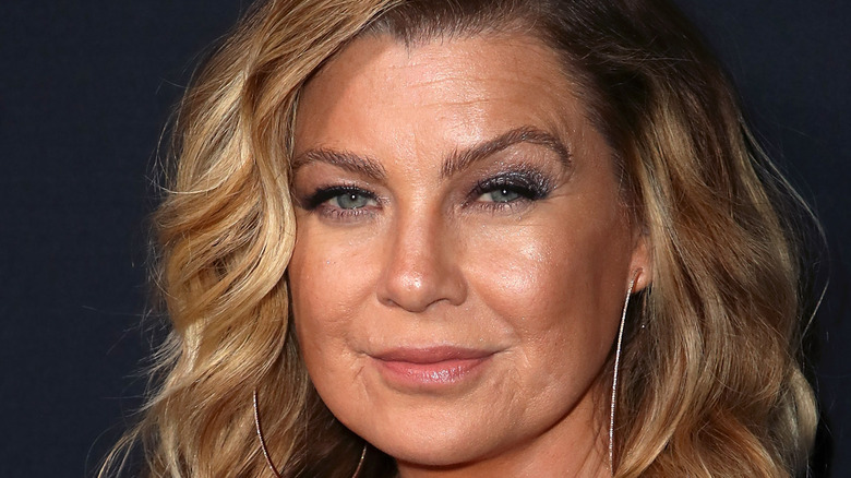 Ellen Pompeo at an event in L.A.