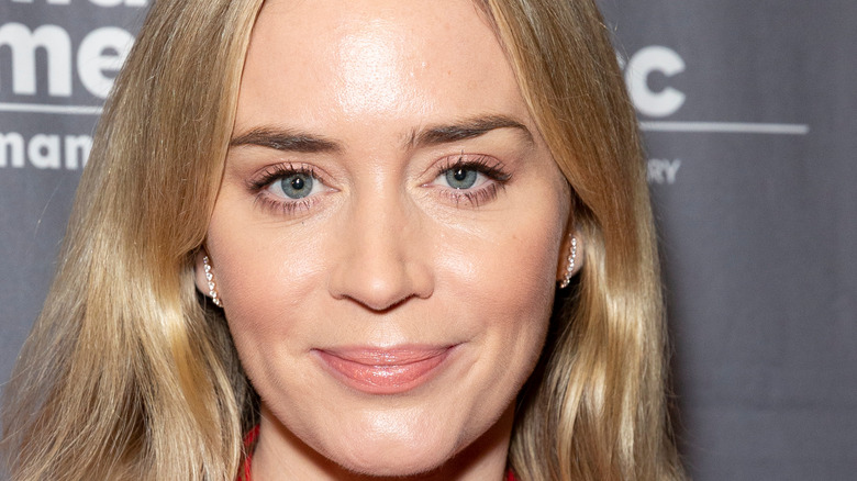 Emily Blunt appearing at event