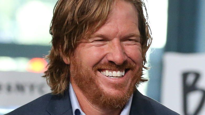 Chip Gaines of Fixer Upper smiling