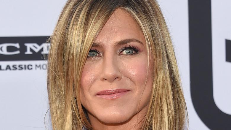 Jennifer Aniston at event