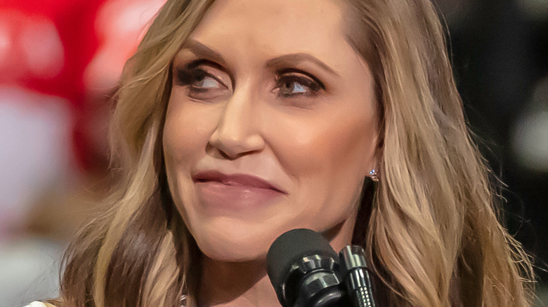 Lara Trump at an event in March 2020