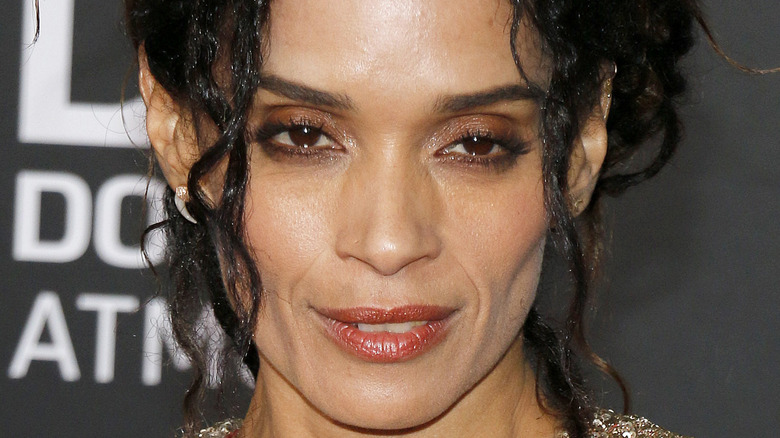 Lisa Bonet face close-up