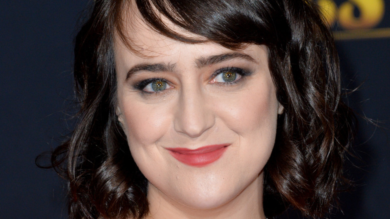 Mara Wilson, premiere of 'Knives Out'
