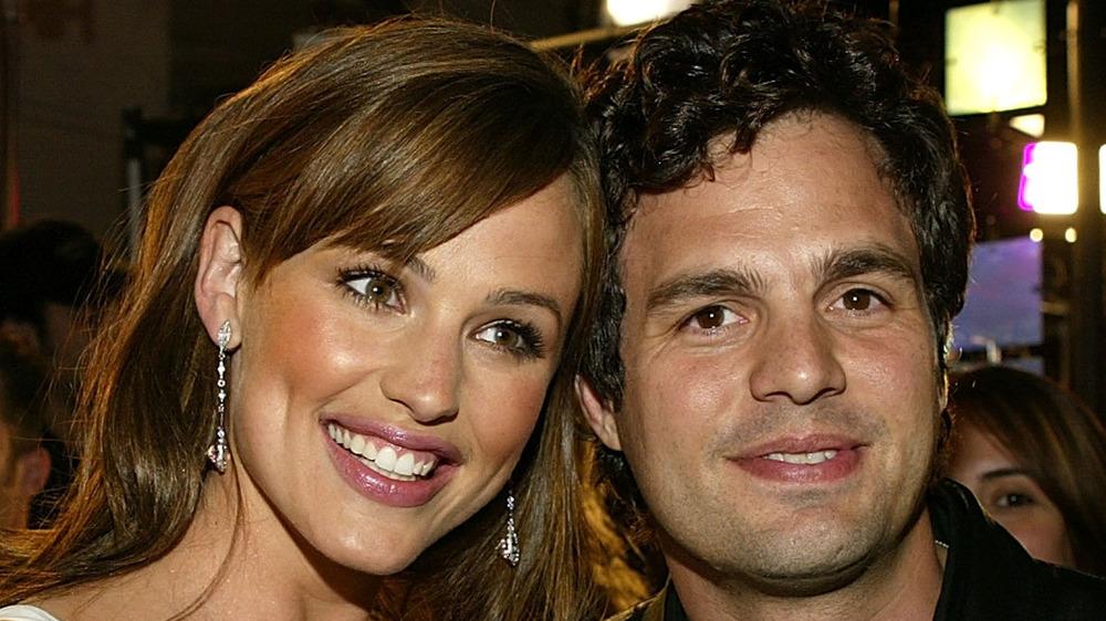 Jennifer Garner and Mark Ruffalo