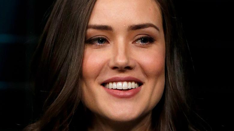 Megan Boone smiling